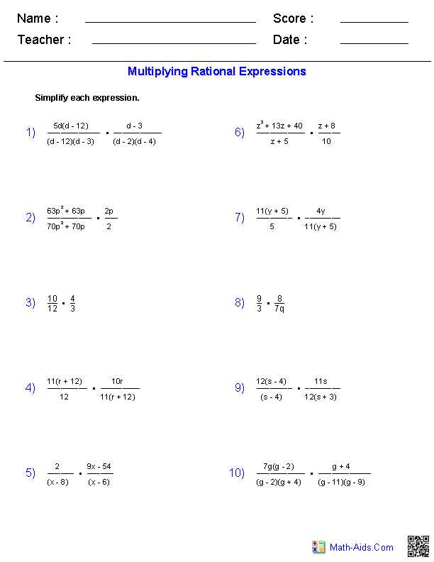 Factoring Polynomials Worksheet with Answers Algebra 2 Along with Algebra 1 Worksheets
