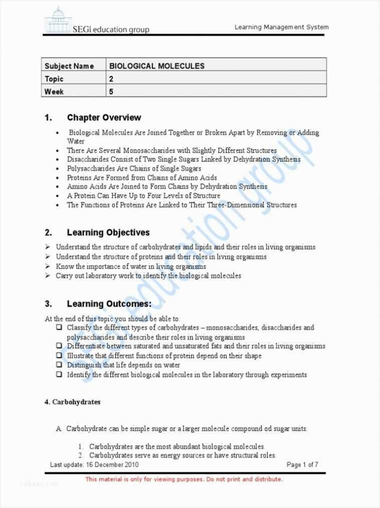 Factoring Review Worksheet or Best organic Molecules Worksheet Review – Sabaax