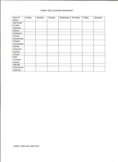 Family Tree Worksheet and 36 Best Family Tree Ideas Images On Pinterest