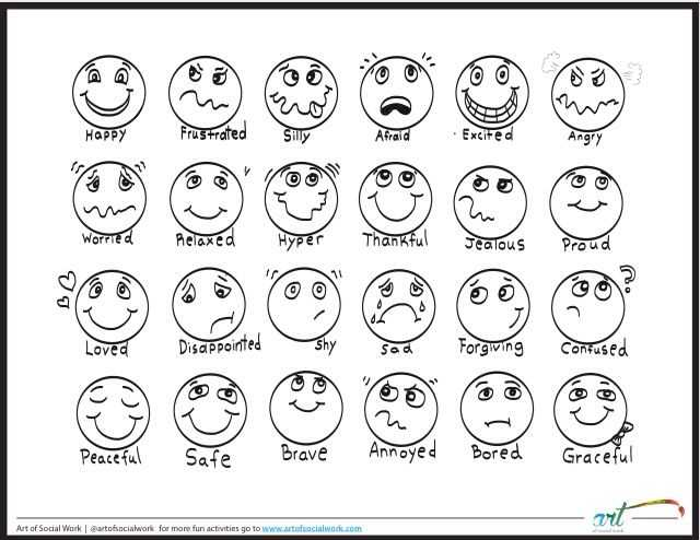 Feelings and Emotions Worksheets Printable together with 621 Best Emotions Images On Pinterest