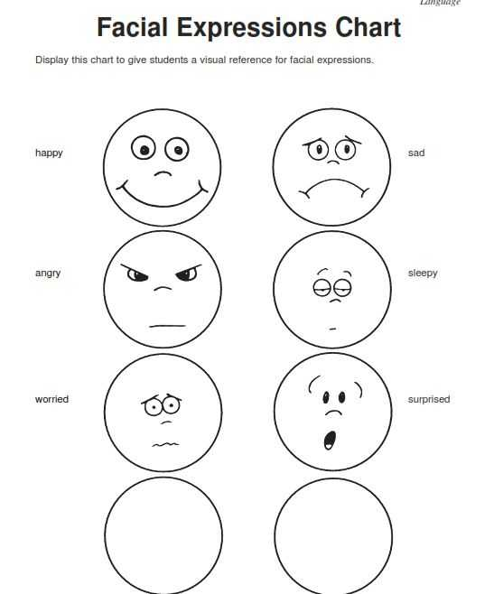 Feelings and Emotions Worksheets Printable with Feelings and Emotions Worksheets Worksheets for All