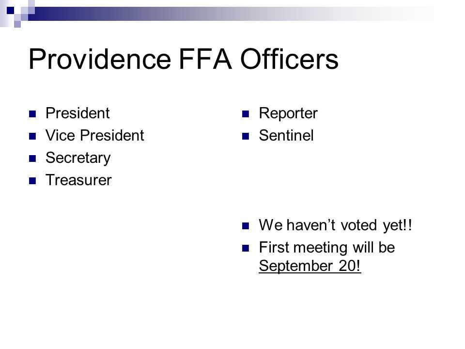 Ffa Officer Duties Worksheet together with Objective 1 01 Examine Leadership Opportunities to the