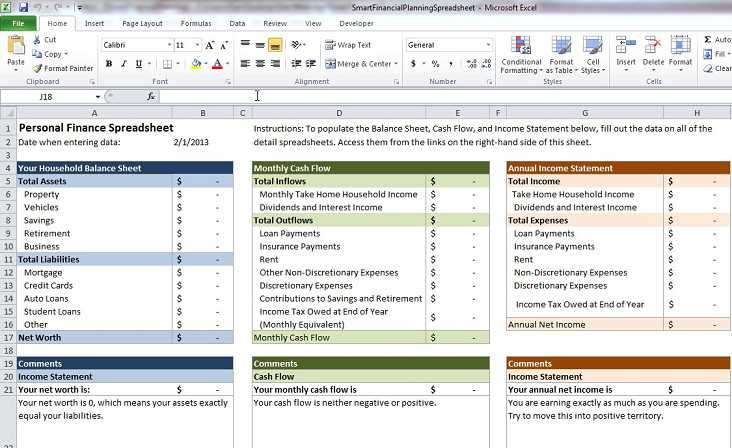Financial Planning Worksheet Excel and Personal Financial Statement Worksheet Fresh Financial Planning