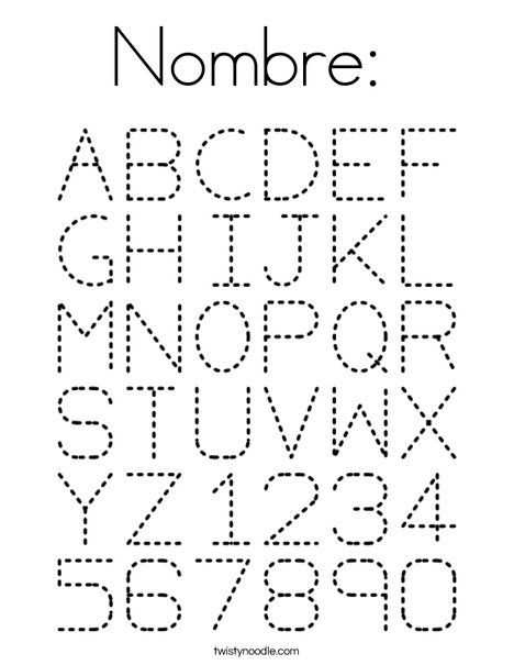 Free Alphabet Worksheets and Abc Buscar Con Google Ienzo1 Pinterest