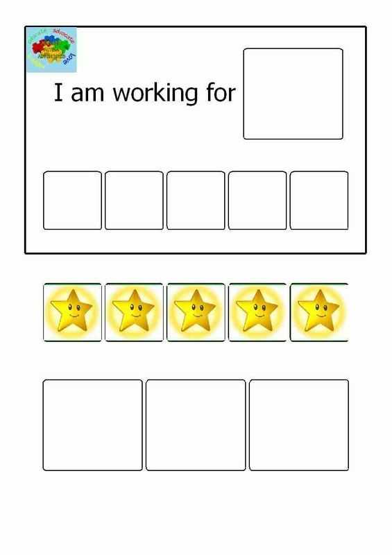Free Printable Autism Worksheets with 106 Best Autism Visuals Images On Pinterest