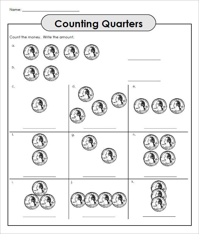 Free Printable Money Worksheets for Kindergarten as Well as Coin Identification Worksheets Kindergarten Worksheets for All