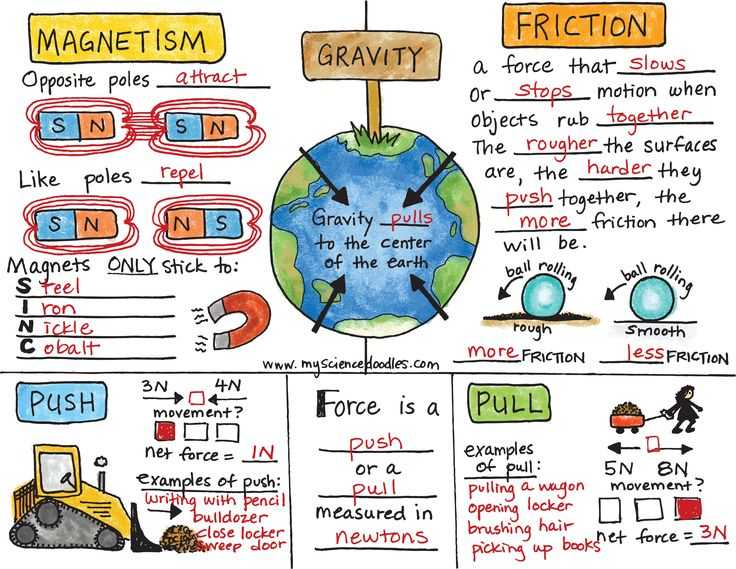Friction and Gravity Lesson Quiz Worksheet as Well as 84 Best force and Motion Images On Pinterest