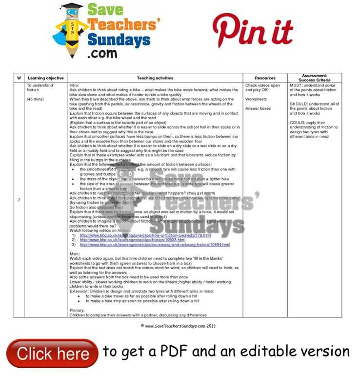 Friction Worksheet Answers and 33 Best Year 5 forces Lesson Plans Worksheets and Teaching