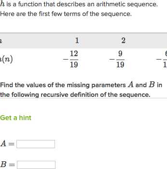 General Sequences Worksheet Answers and Converting Recursive & Explicit forms Of Arithmetic Sequences