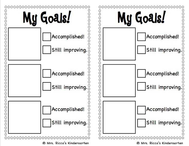 Goal Setting Worksheet for Students or 103 Best Goal Setting Leader In Me Images On Pinterest