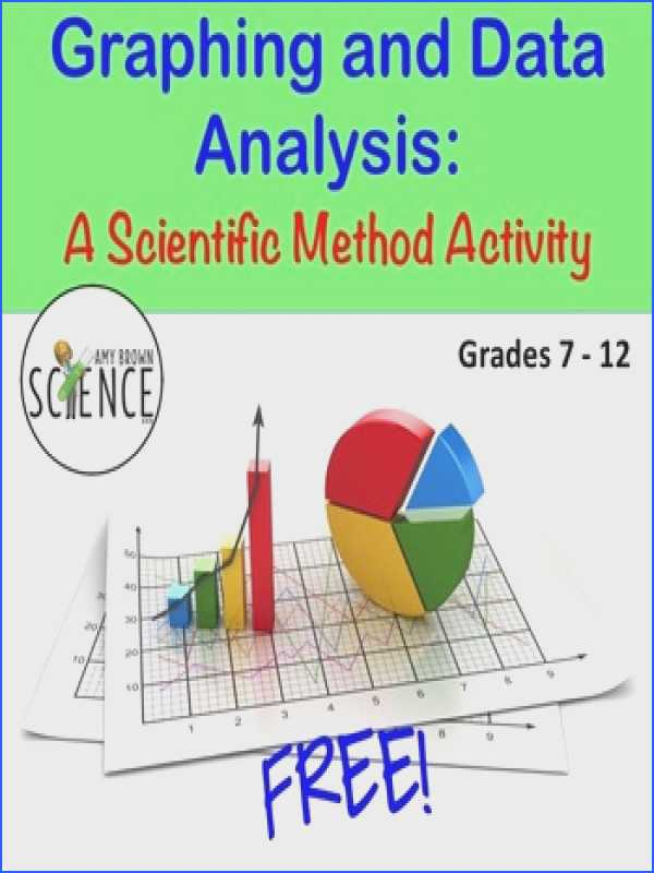 Graphing and Data Analysis Worksheet as Well as Graphing and Data Analysis Worksheet