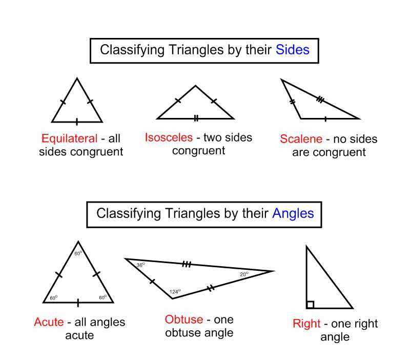 Health Triangle Worksheet and Classifying Triangles Mathinthemedian Frontpage