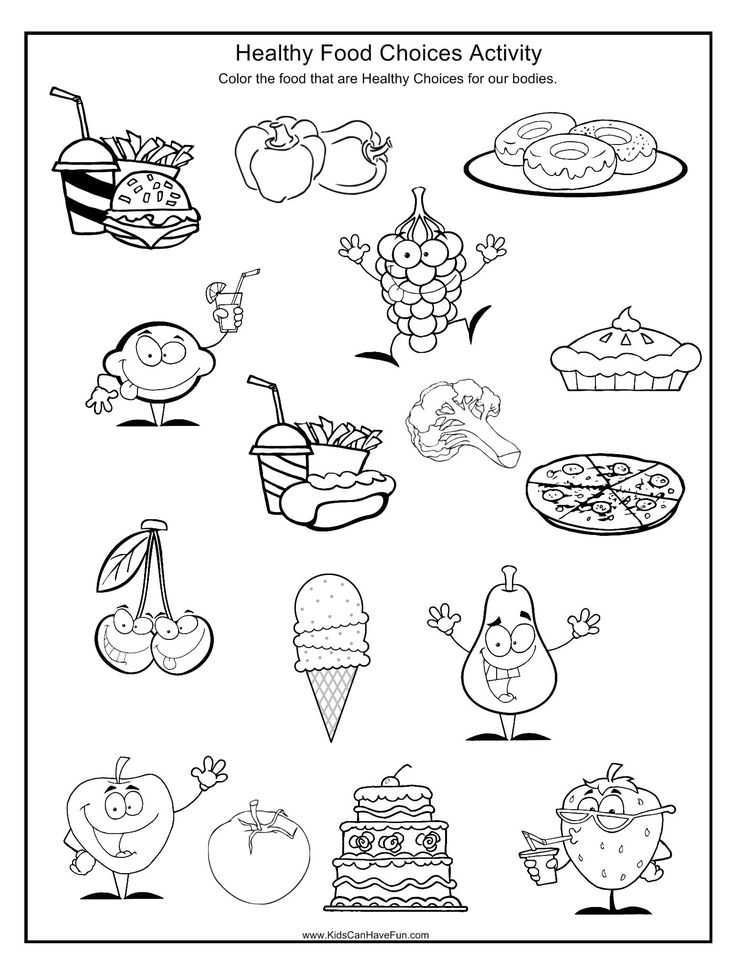 Healthy Eating Worksheets or 15 Best Kids Lunch Ideas for School and Home Images On Pinterest