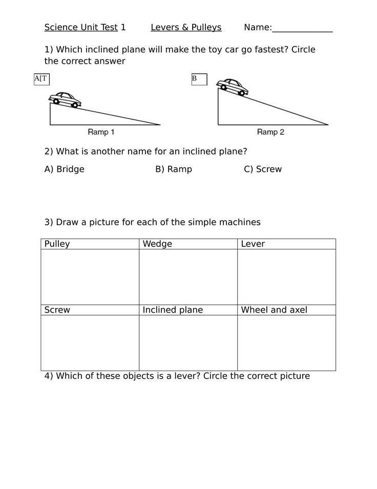 Inclined Plane Worksheet Also 31 Best Simple Plex Machines and Design Process Images On
