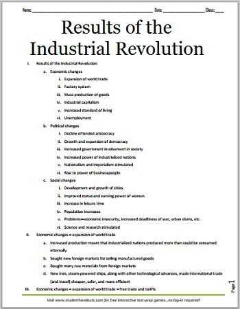 Industrialization Vocabulary Worksheet and 362 Best Industrial Revolution Images On Pinterest