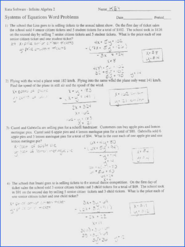 Inverse Function Word Problems Worksheet with Equations Word Problems Worksheet Gallery Worksheet Math for Kids