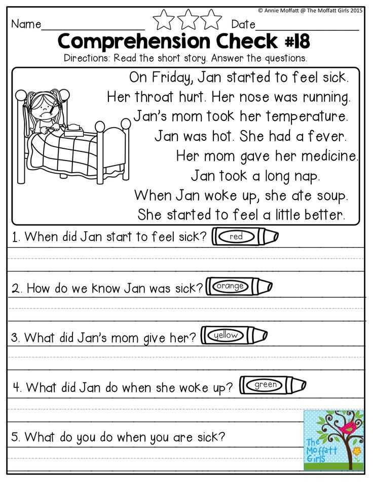 Kindergarten Reading Comprehension Worksheets together with 93 Best Reading Resource Images On Pinterest