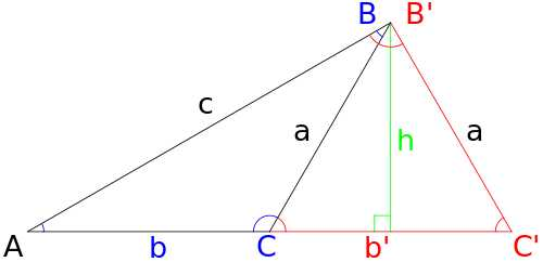 Law Of Sines Ambiguous Case Worksheet Also Law Of Sines