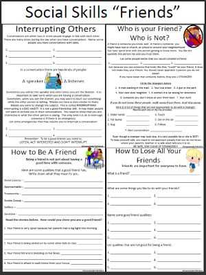 Life Skills Worksheets for Middle School and 159 Best St Pragmatic social Language Images On Pinterest