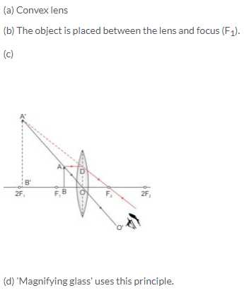 Light Refraction and Lenses Physics Classroom Worksheet Answers Along with Selina Icse solutions for Class 10 Physics Refraction Through Lens