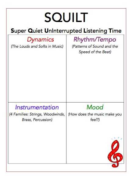 Listening Activity Worksheets with 99 Best Listening Squilt Images On Pinterest