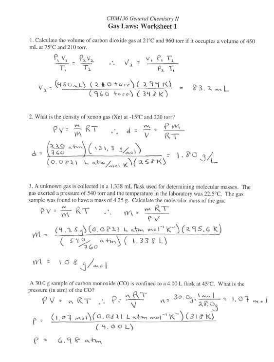Mass Volume and Density Worksheet Answers or Stoichiometry Worksheet 2