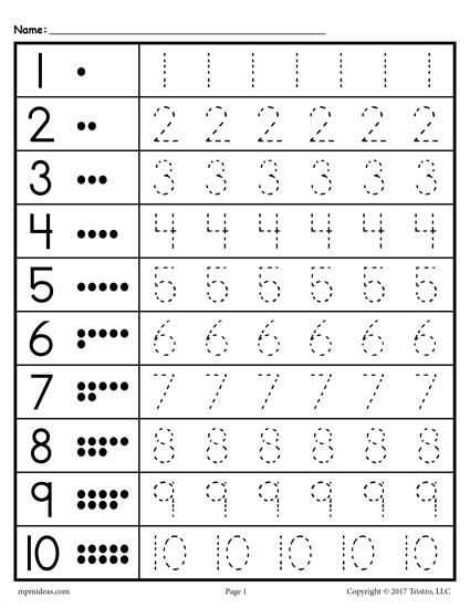 Matching Numbers Worksheets together with Free Tracing Worksheets Numbers 1 20
