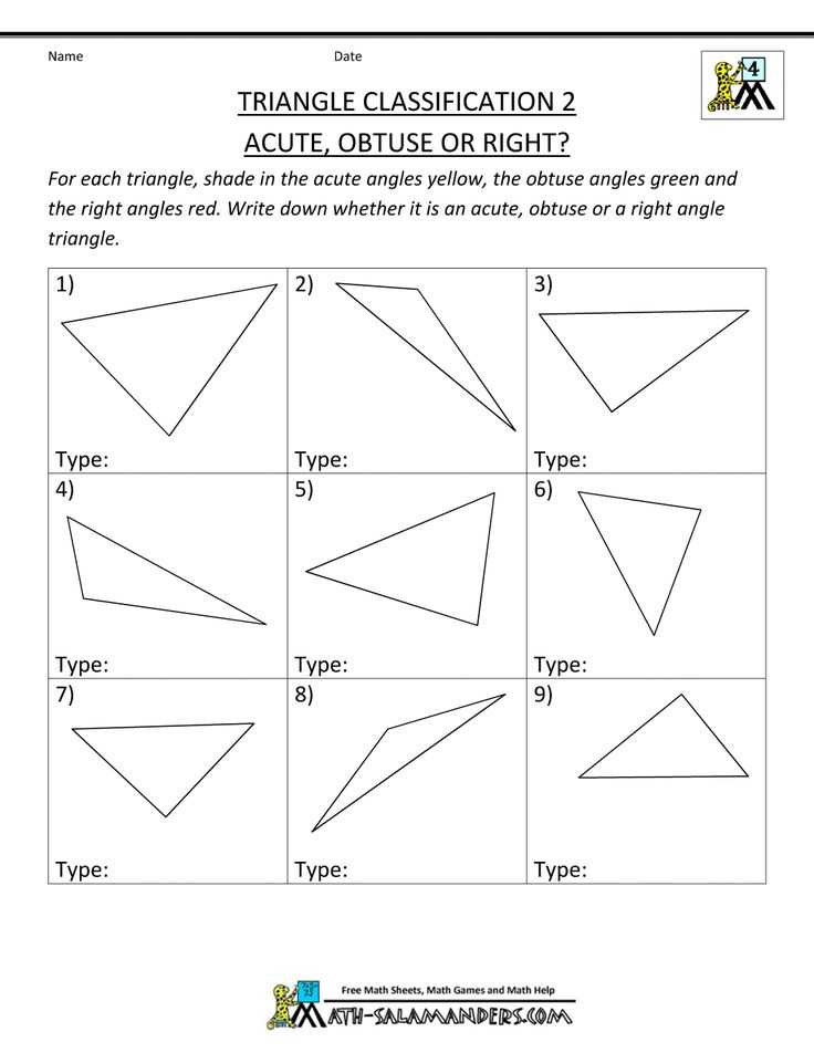 Measuring Angles with A Protractor Worksheet Along with 11 Best Geometry Triangles Images On Pinterest