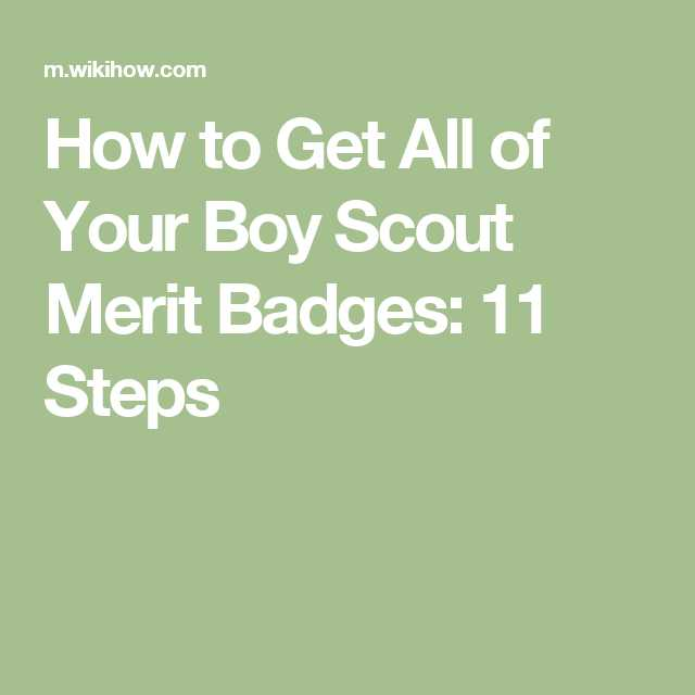 Merit Badge Worksheets Along with Get All Of Your Boy Scout Merit Badges