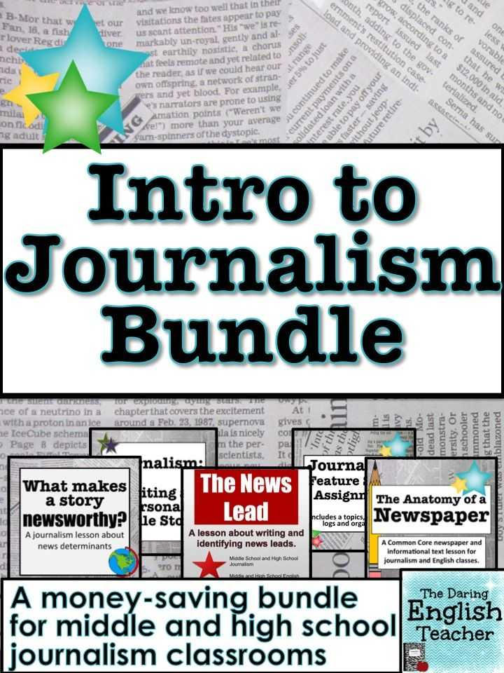 Middle School Journalism Worksheets as Well as 8 Best Hs Journalism Images On Pinterest