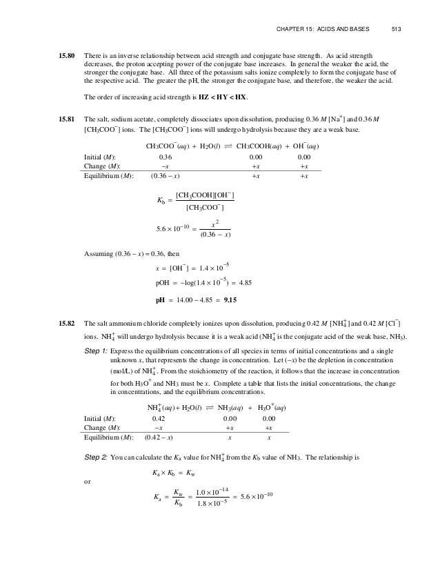 Molar Mass Chem Worksheet 11 2 Answer Key with Chang Chemistry 11e Chapter 15 solution Manual