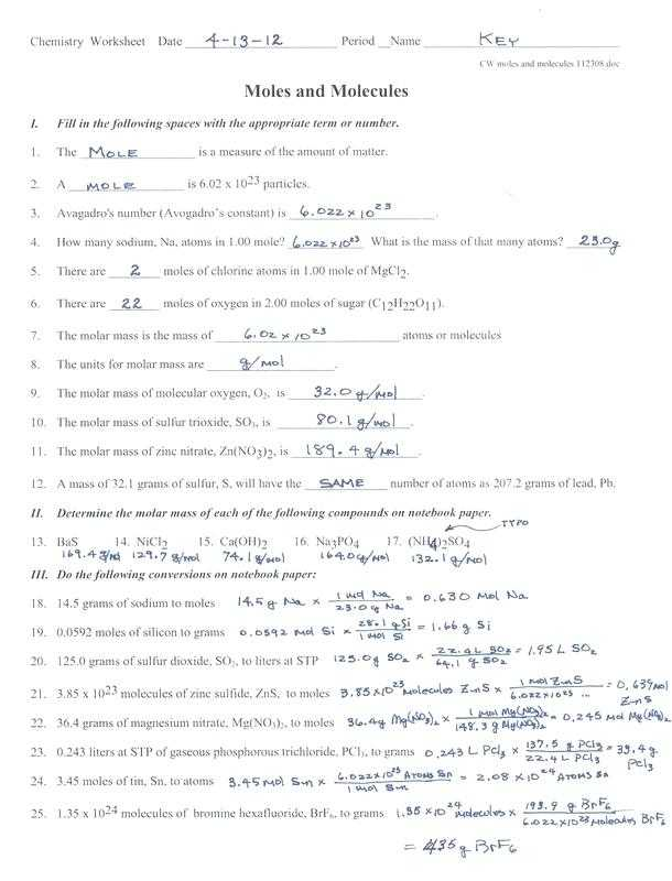 Molar Mass Worksheet Answers Along with Worksheets 49 Fresh Stoichiometry Worksheet Full Hd Wallpaper