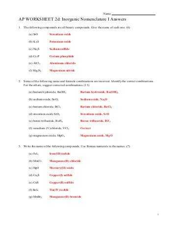 Molecular Compounds Worksheet Answers as Well as Beautiful Naming Molecular Pounds Worksheet New Worksheets 48