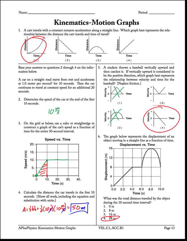 Motion Graphs Worksheet Answer Key Along with Worksheets 49 Unique Projectile Motion Worksheet Hi Res Wallpaper
