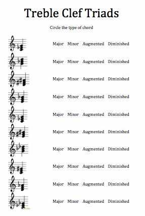 Music theory Worksheets or 133 Best theory Images On Pinterest