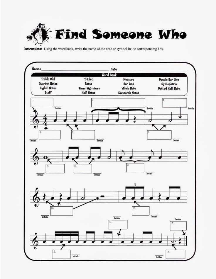 Music theory Worksheets with 93 Best Classroom Worksheets Images On Pinterest