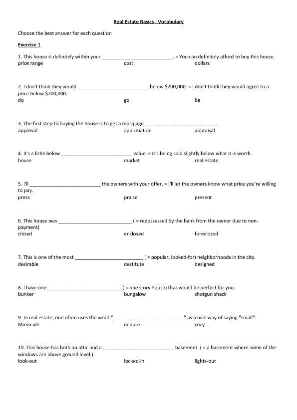 Na 1st Step Worksheets or 150 Free Business Vocabulary Worksheets