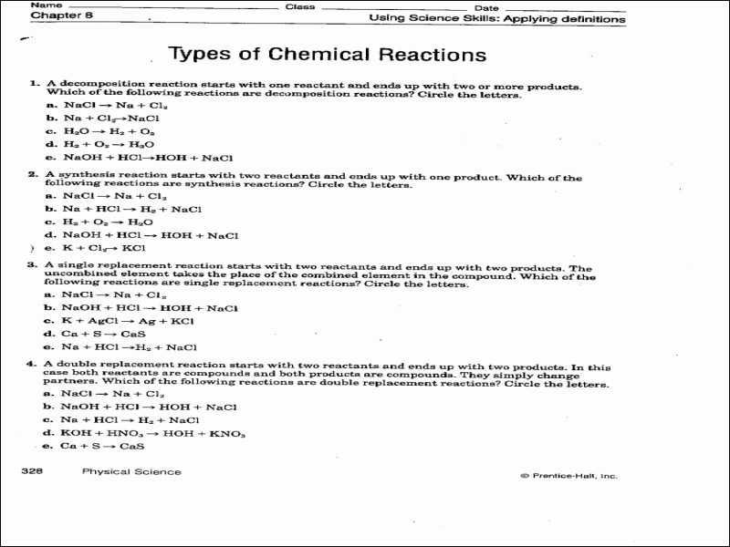 Oxidation Reduction Reactions Worksheet and 40 Great Balancing Redox Reactions Worksheet Pics
