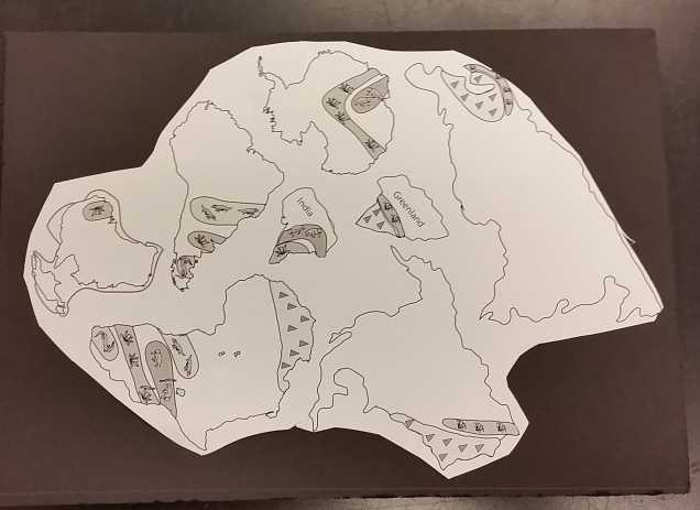 Pangea Worksheet Answers together with Patterns – Middle School Science Blog