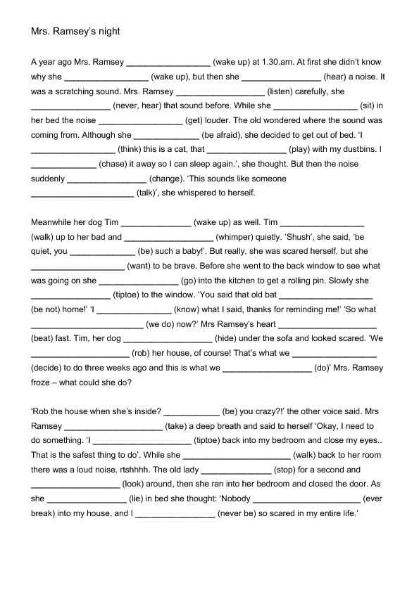 Perfect Verb Tense Worksheet as Well as 10 Best English Tenses Images On Pinterest