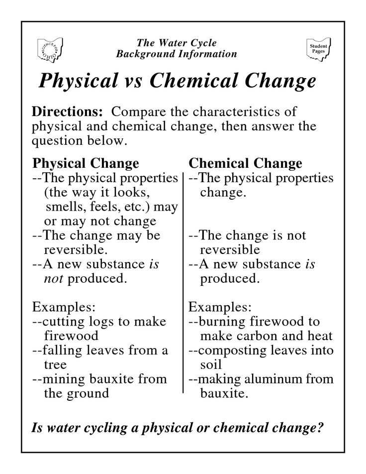 Physical and Chemical Properties Worksheet Physical Science A Answers together with 296 Best Work Chemistry Images On Pinterest