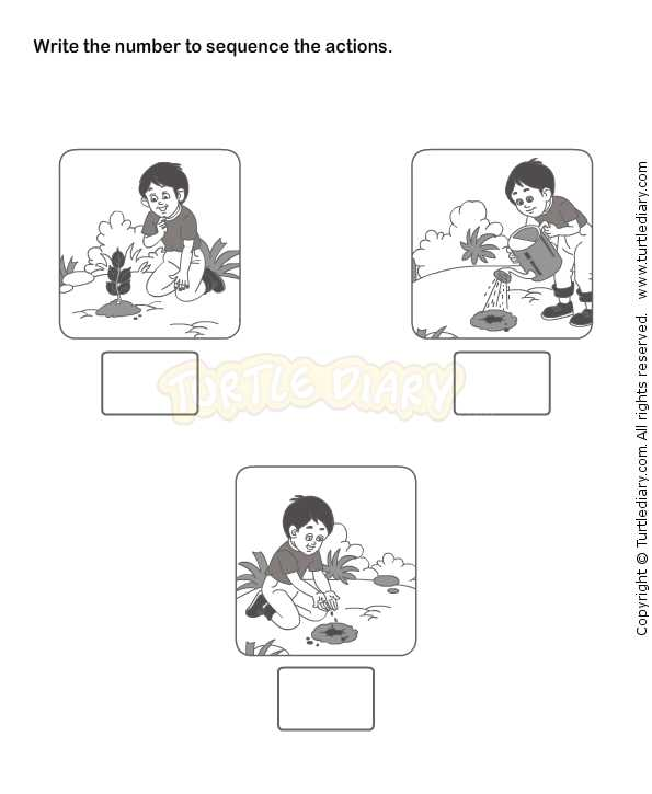 Picture Sequencing Worksheets together with Picture Sequence Worksheet 19 Esl Efl Worksheets Kindergarten
