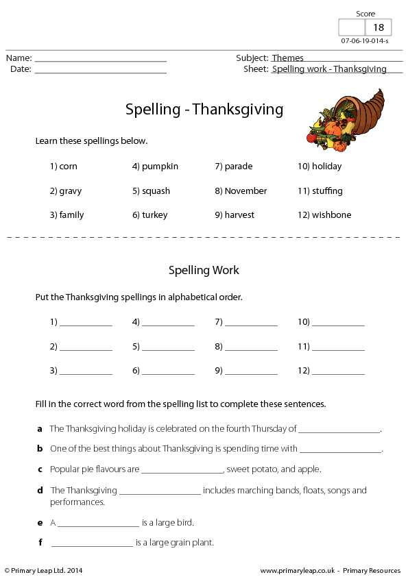 Pilgrims Reading Comprehension Worksheet as Well as Print Free Worksheets Thanksgiving Worksheets for All