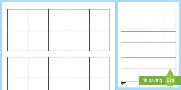 Place Value 10 Times Greater Worksheet as Well as Blank Ten Frame Worksheet Activity Sheet Ten Frame Place