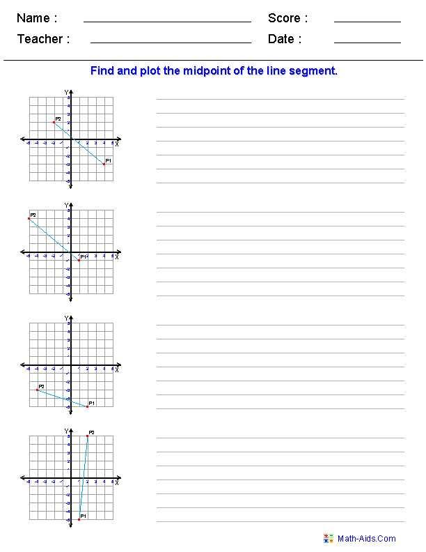 Plotting Coordinates Worksheet Along with Geometry Worksheets