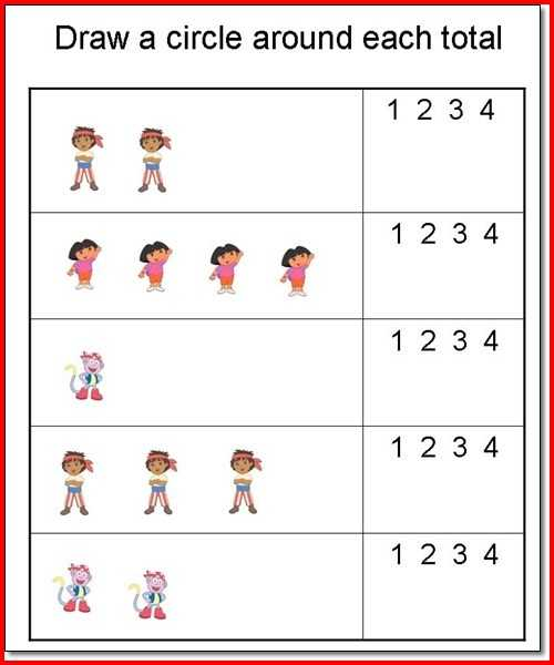Preschool Worksheets Age 3 together with Free Printable Preschool Worksheets for Age 3 & 4