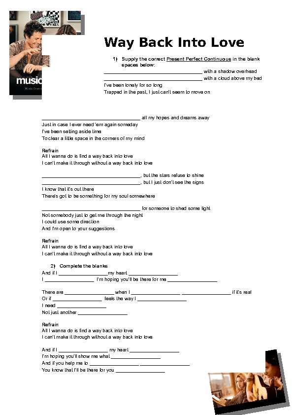 Present Perfect Tense Exercises Worksheet and 57 Free Present Perfect Continuous Worksheets