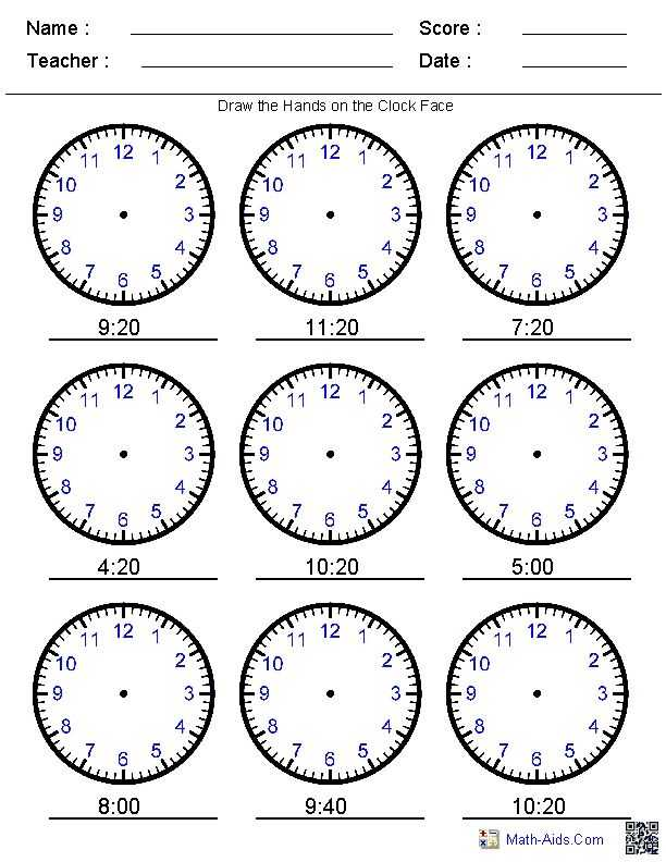 Printable Clock Worksheets with Maths Worksheets Time although Clocks are Mostly Digital In This