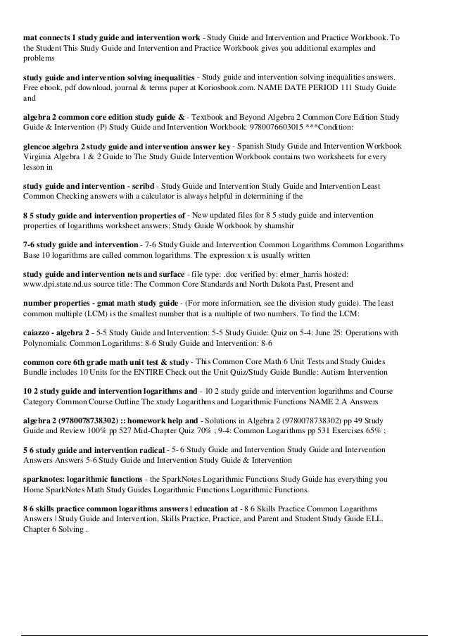 Properties Of Logarithms Worksheet or Essays On Manufacturing Management Diva Portal Homework