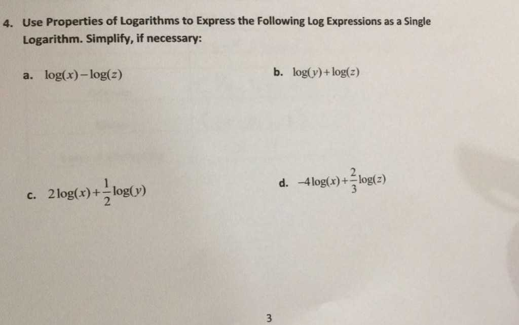 Properties Of Logarithms Worksheet with 37 Lovely S Logarithmic Equations Worksheet